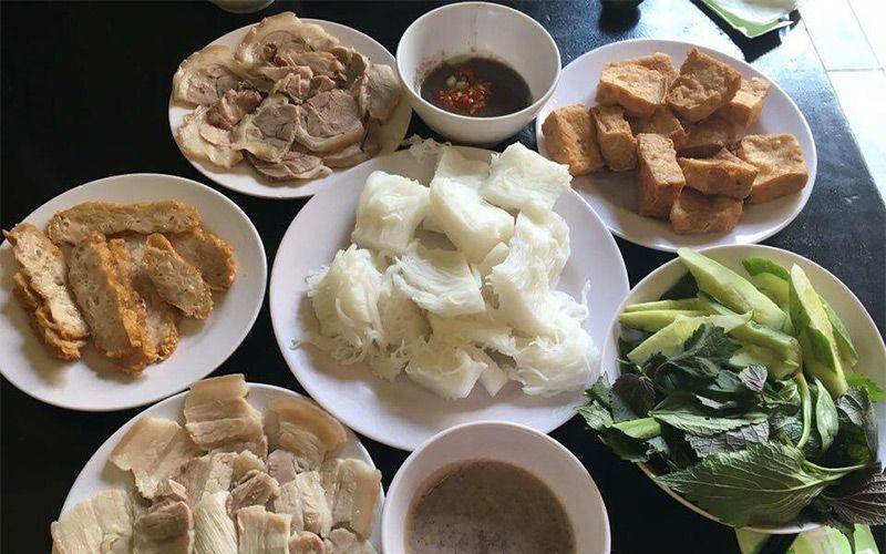 Bún Đậu A Vừng - Lương Hữu Khánh