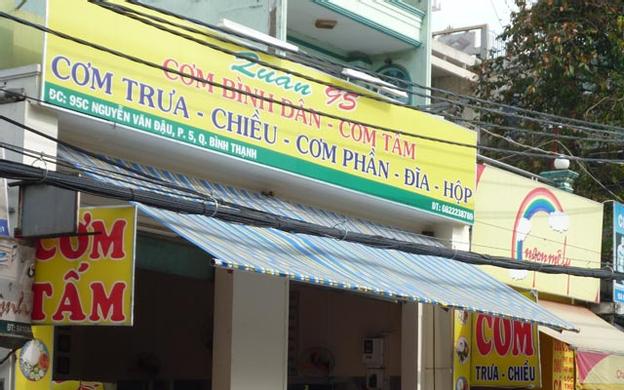 95C Nguyễn Văn Đậu, P. 5 Quận Bình Thạnh TP. HCM