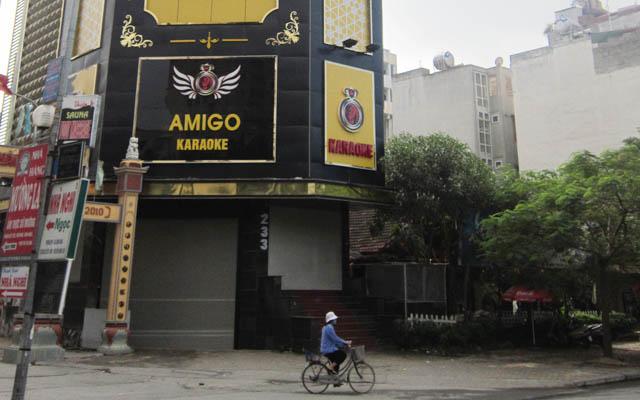 Karaoke AMIGO - Karaoke âm thanh tốt, phòng đẹp đường Lê Đức Thọ Hà Nội ở Hà Nội