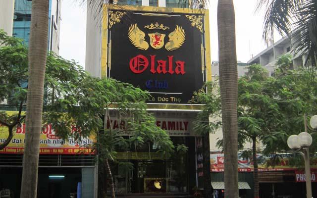 Karaoke Olala - Karaoke âm thanh tốt, phòng đẹp đường Lê Đức Thọ Hà Nội ở Hà Nội