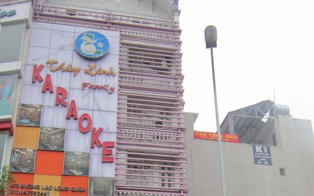 Thùy Linh Karaoke - Âm thanh tốt, phòng đẹp đường Lạc Long Quân Hà Nội ở Hà Nội