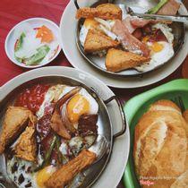 Bánh Mì Hòa Mã - Bánh Mì Chảo