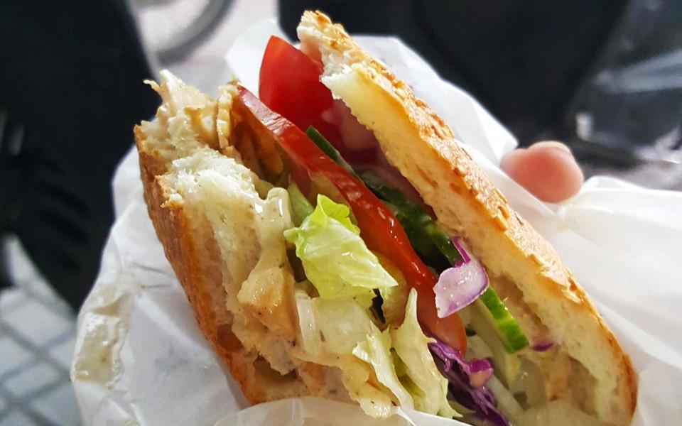 Kebab Sài Gòn - Nguyễn Thượng Hiền