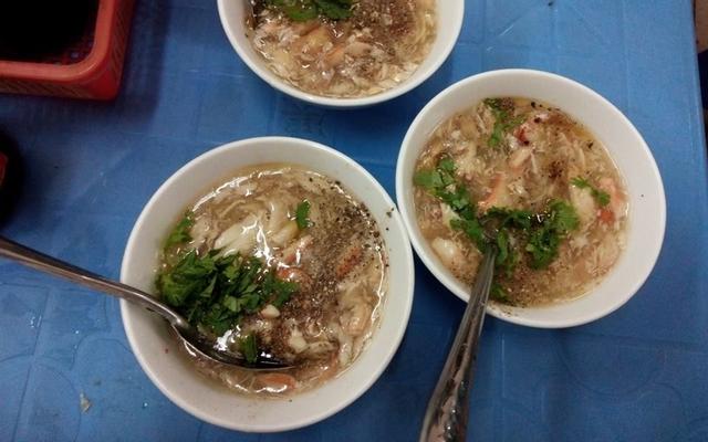 Súp Cua Hạnh - Hoàng Hoa Thám