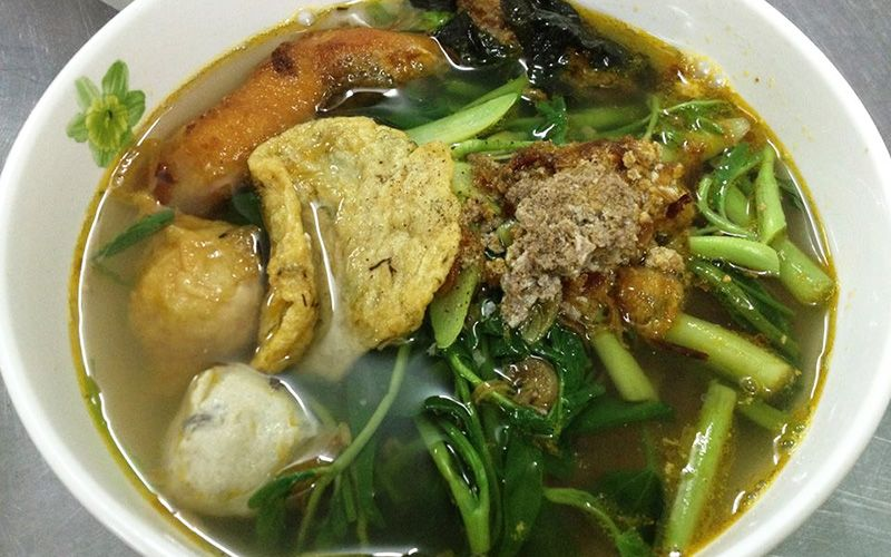 Thùy Linh - Bánh Đa Cua Hải Phòng