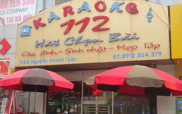 112 Karaoke ở Hà Nội