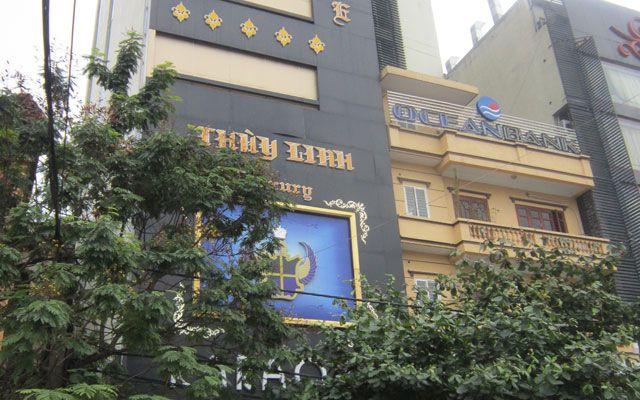 Thùy Linh Karaoke - Nguyễn Khánh Toàn ở Hà Nội