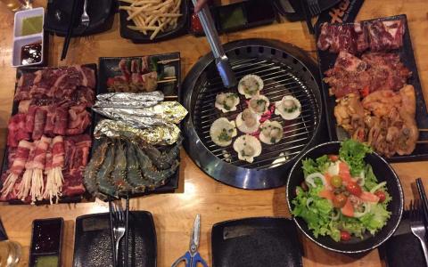 Hana BBQ & Hot Pot Buffet - Điện Biên Phủ