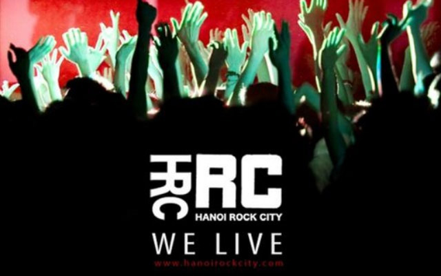 Hanoi Rock City