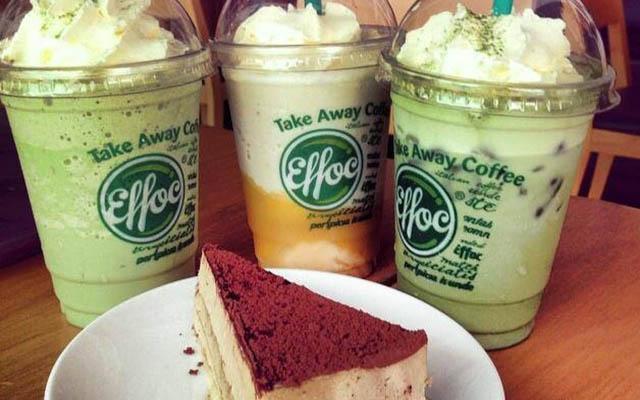 Effoc Cafe - Sư Vạn Hạnh
