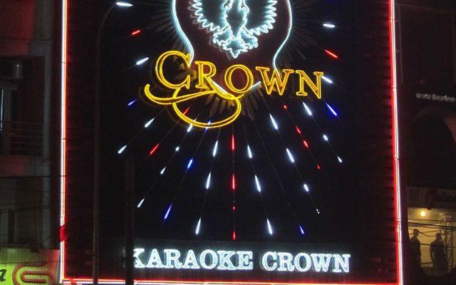 Karaoke Crown ở Hà Nội