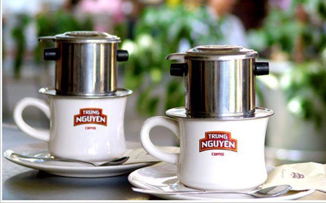 Trung Nguyên Coffee - Trần Phú ở Kiên Giang