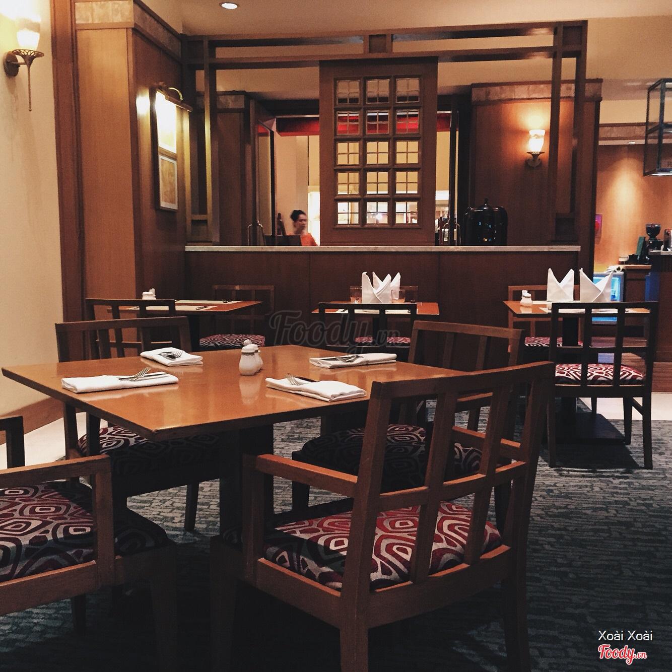 nhà hàng buffet_La Brasserie