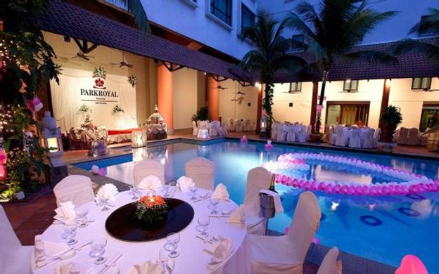 Park Royal Hotel, 309B – 311 Nguyễn Văn Trỗi, P. 1 Quận Tân Bình TP. HCM