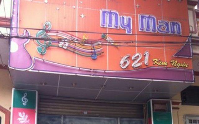 Karaoke My Man ở Hà Nội