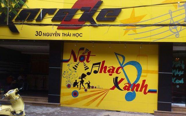 Karaoke Nốt Nhạc Xanh ở Hà Nội