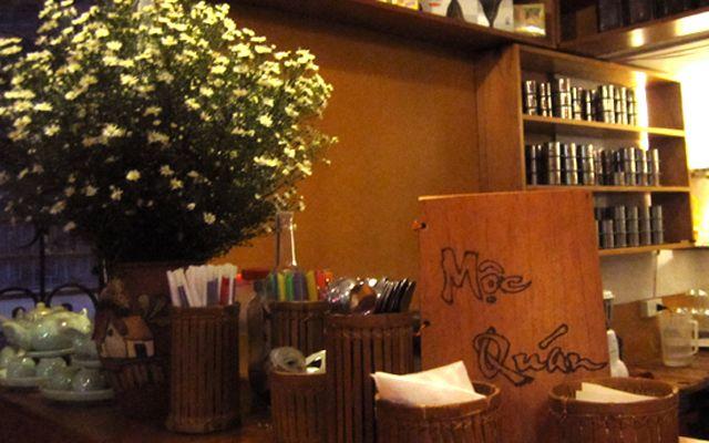 Mộc Quán Cafe - Mộc mạc, gần gũi ở Vĩnh Phúc