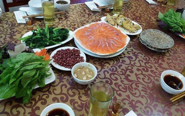 Nhà hàng Long Thành ở Vĩnh Phúc