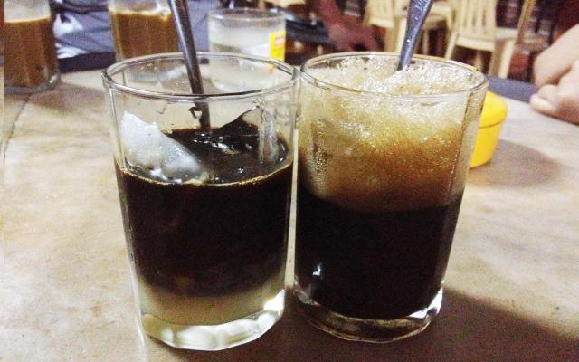 Côn Cafe ở Nam Định