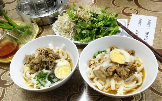 Mì Quảng Bà Ngân 3 - Phan Thành Tài ở Đà Nẵng