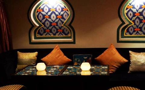 Bazaar Coffee Lounge