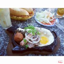 Beefsteak Nguyên Thảo - Nguyễn Văn Đậu