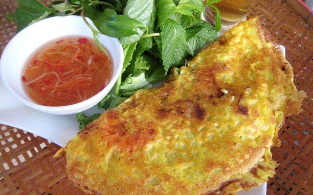 Bánh xèo Lê Thánh Tôn - Hương Vị Miền Trung ở Phú Yên