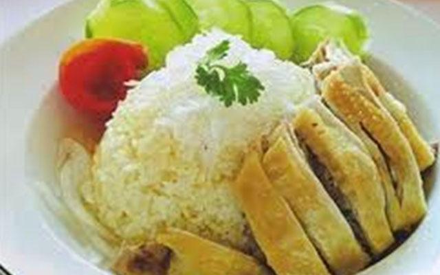 Cơm Gà Ri Ja - cơm gà có tiếng ở Trà Vinh ở Trà Vinh