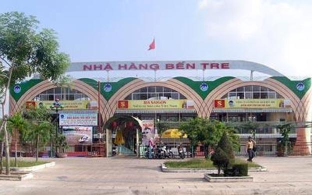 Bến Hùng Vương Tp. Bến Tre Bến Tre