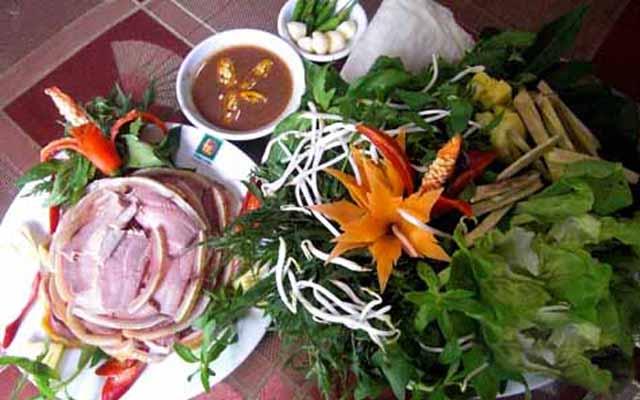 Sơn Ca Quán - Đặc Sản bê Thui ở Đà Nẵng