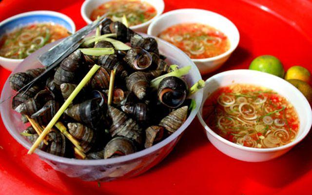 Kết quả hình ảnh cho Ốc Anh Hói - Trần Phú