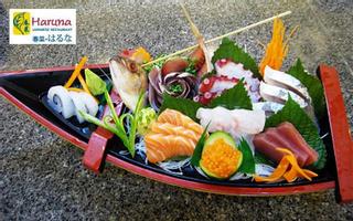 Haruna - Ẩm Thực Nhật Bản