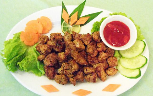 Nhà hàng Hương Đồng Nội ở Điện Biên