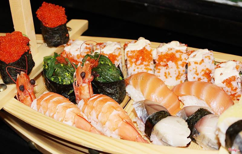Nhà hàng Nhật Bản_Kirin