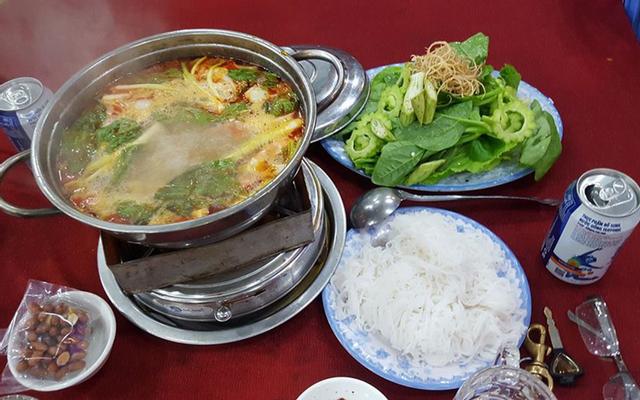 Hải Sản Hương Giang - Bạch Đằng ở Phú Yên