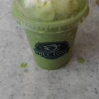 green tea ice blended