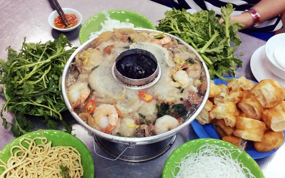 Lẩu Cá Dân Ích - Châu Văn Liêm