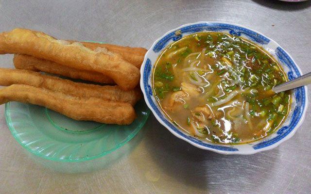 Lụa - Bánh Canh Cá Lóc & Bột Gạo ở Đà Nẵng