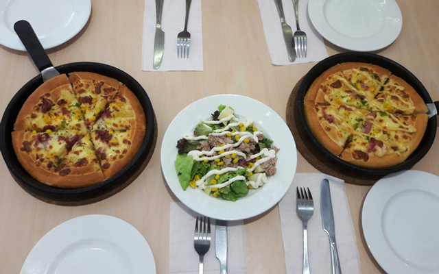 Pizza Hut - Lê Duẩn ở Đà Nẵng