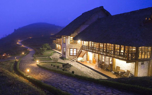 Topas Ecolodge Resort ở Lào Cai