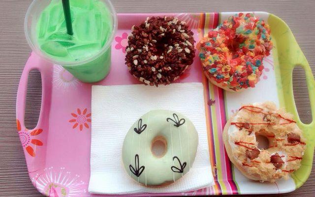 Dali Donuts & Coffee - Thơm ngon bánh donut ở Kiên Giang