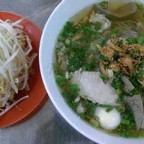 Hủ Tiếu Nam Vang Triều Phong - Võ Văn Tần