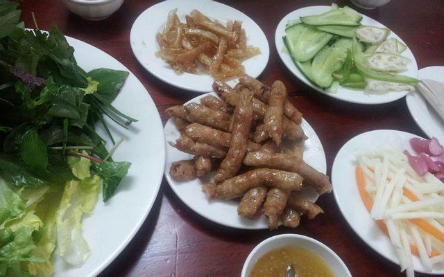 Nem Nướng Hùng Vân ở Lâm Đồng