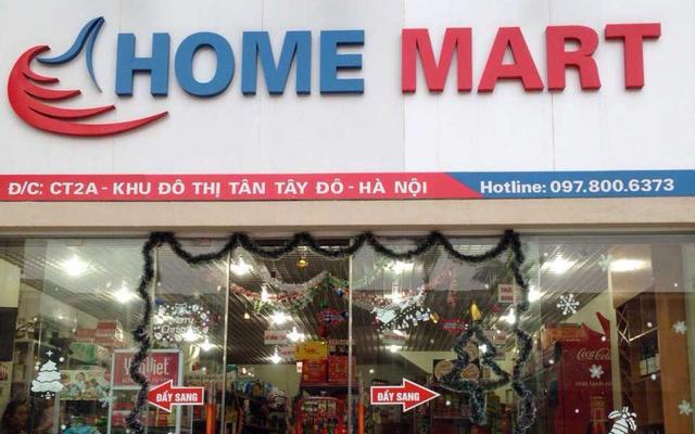 Home Mart ở Hà Nội