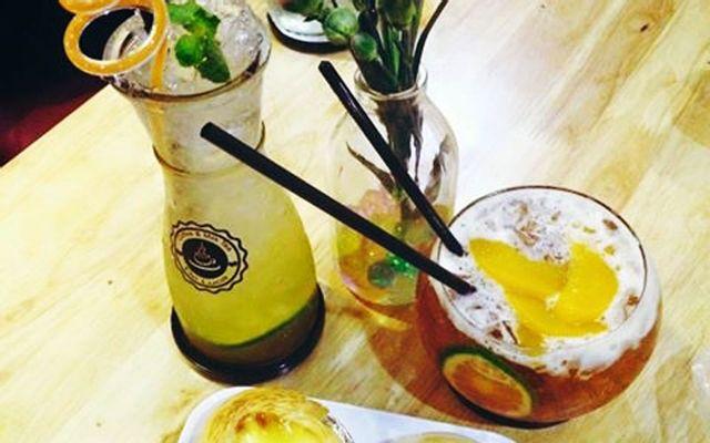 De Luca Coffee & Milk Tea ở Hậu Giang
