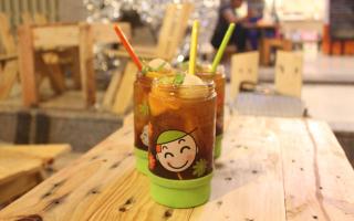 M Milk Tea