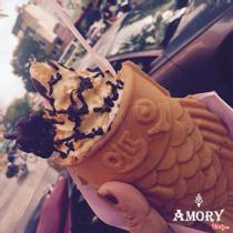 Amory Ice Cream - Kem Aboong Hàn Quốc