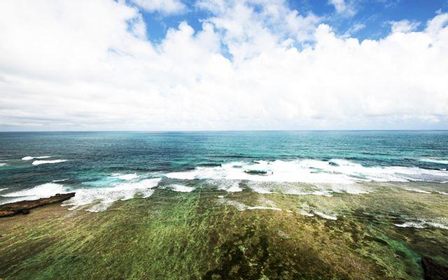 Hòn Mù Cu - Đảo Lý Sơn ở Quảng Ngãi