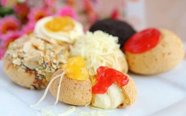 Bánh Su Kem Chewy Junior - Quốc Tử Giám