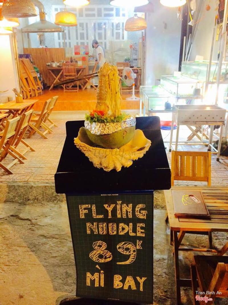 Mì bay đã đến Phú Quốc rồi đây!